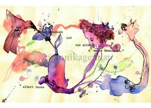 Postkarte 15 x 10,7 cm ©annikagemlau2015