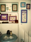 Ausstellung Annika Gemlau Café Sedan