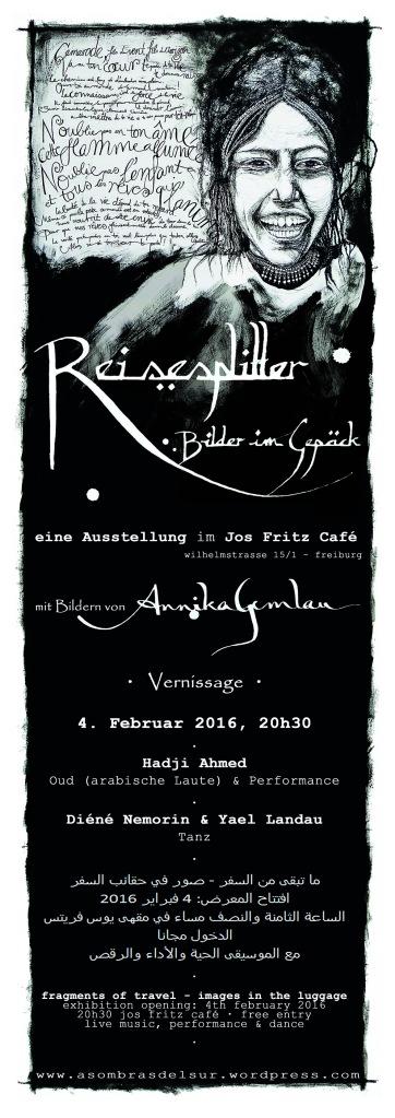 Poster Reisesplitter Freiburg