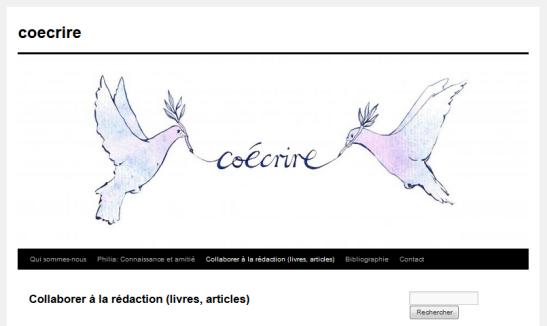 coecrire.fr