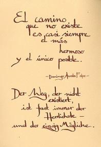 ©annikagemlau, lyrics by Domingo Acosta Felipe