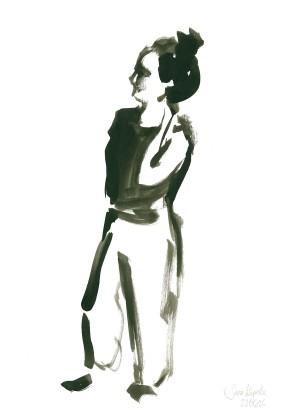 sara watching the dancers ©annikagemlau2016