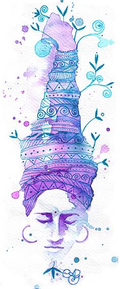 turbante del albaycín