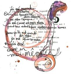"""j'ai osé"", song by Keny Arkana"