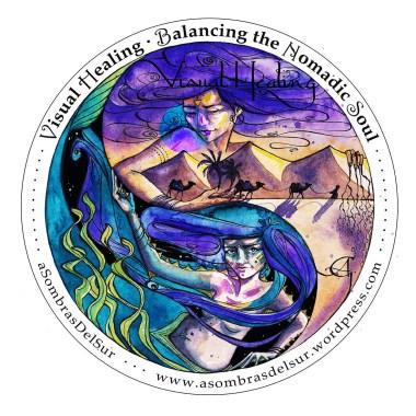 Visual Healing - Balancing the Nomadic Soul ©annikagemlau