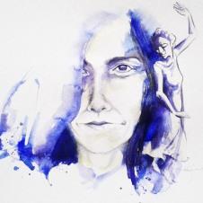 Ana Anicca ©annikagemlau - Akzeptanz und Liebe der Unbeständigkeit allen Lebens