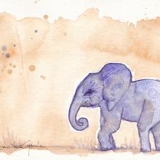 elefanti 2 ©annikagemlau - Zur Visualisierung der eigenen Stärke, Kraft und Weisheit