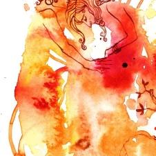 menstrutzazioni ©annikagemlau - Zur Regulierung des weiblichen Zyklus' und Linderung von Regelschmerzen