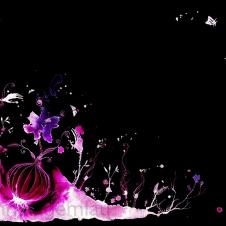 brotar en la oscuridad ©annikagemlau - In der Dunkelheit wachsen und wuchern allmählich Licht- und Zwiebelwesen