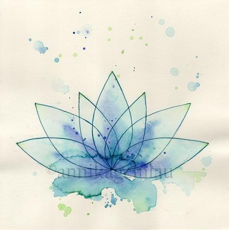 Lotus - Original: 50€ ©annikagemlau